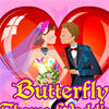 Butterfly Theme Wedding game