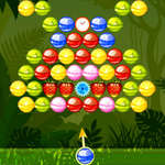 Bubble Shooter Fruits Candies game