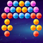 Bubble Shooter Candies game