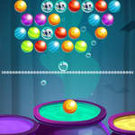Bubble Shooter Halloween game