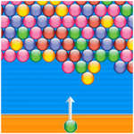 Bubble Shooter Klasik oyunu