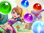 Bubble Witch Shooter Magical Saga juego
