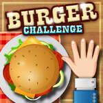 Burger Challenge spel