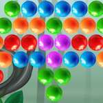 Bubble Shooter Knikkers spel