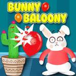 Балони зайче игра