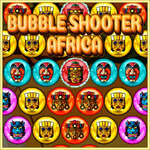 Bubble Shooter Afrika spel