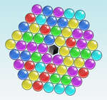 Bubble Spin game