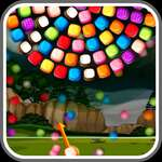 Bubble Shooter Candy Wiel spel
