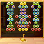 Bubble Shooter Egypte spel