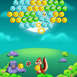 Bubble Shooter Huisdier spel