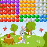 Bubble Shooter Bunny Spiel
