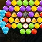 Bubble Shooter Gold Mining Spiel