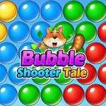 Conte de tireur de bulle jeu
