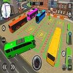 Bus City Parking Simulator game