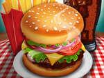 Reštaurácia Burger Chef hra