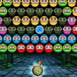 Buborék harcosok játék