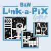 B W Link-a-Pix Light Vol 1 game