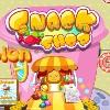 Decoración de tienda de dulces juego