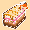 Candy Bar Dressup game