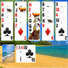Caribbean Beach Solitaire game