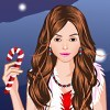 Candy s Christmas Party Dress Up gioco
