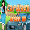 Car Wash n Dress Up game