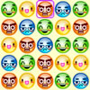 Candy Faces game