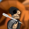 Homme des cavernes Smasher jeu