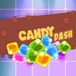 Candy Dash spel