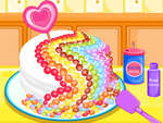 Candy Cake Maker spel