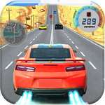 Car Racing in Fast Highway Traffic game