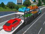Car Transport Truck Simulator game