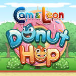Cam and Leon Donut Hop game
