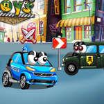 Juguetes de coche Temporada 1 juego