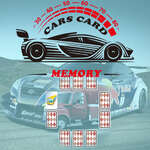 Cars Card Memory game