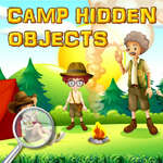 Camp Hidden Objects Spiel