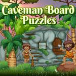 Caveman Board Puzzles game