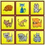 Katzen Findiff Spiel