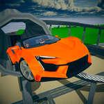 Autó Stunt Vezetés 3d játék