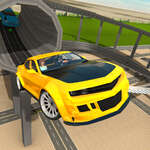 Auto fahren Stunt Spiel 3d