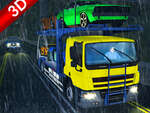 Auto Transporter LKW Simulator Spiel