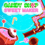 Candy Shop Dulciuri Maker joc
