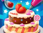 Cake Master Shop game