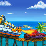 Car Eats Car Sea Adventure game