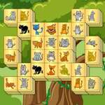 Gatos Mahjong juego