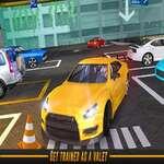Parcare auto Simulator Classic Car Park joc