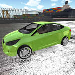 игра Парковка автомобиля 3D