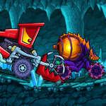 Masina mananca Masina Dungeon Adventure joc
