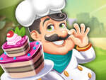 Cake Shop Bakery game