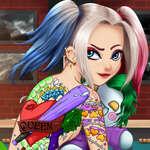 Carley Divertente Tatuaggio gioco